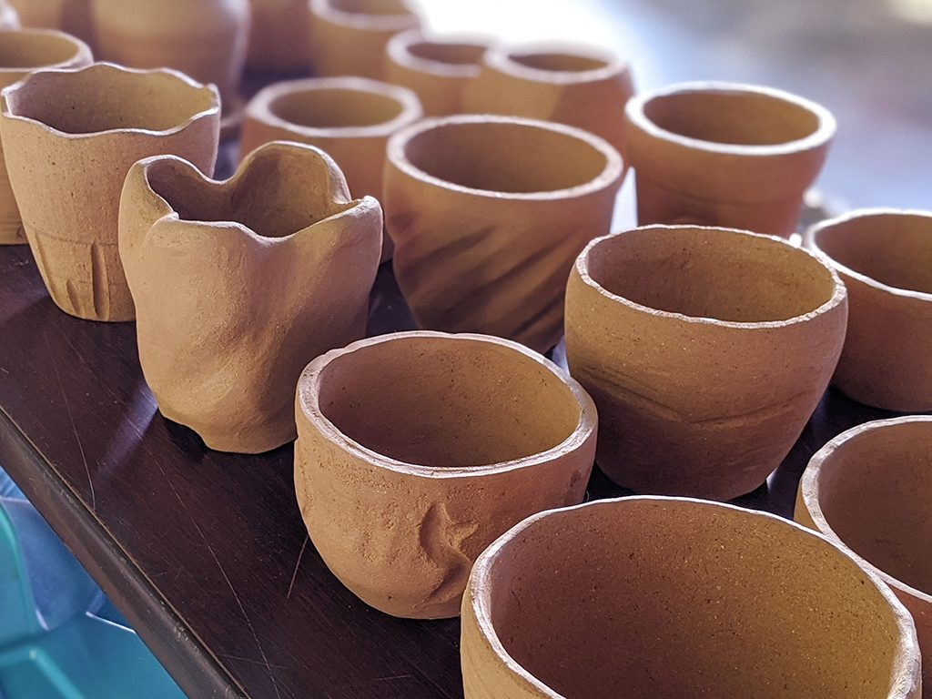 JOYWORKZ陶芸部門の作品