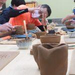 陶芸鉢作り3