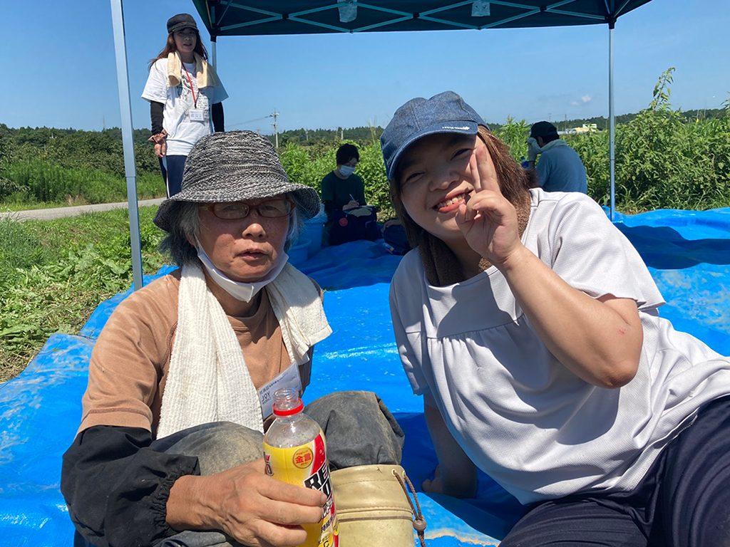 JOYWORKZ志賀町のメンバー