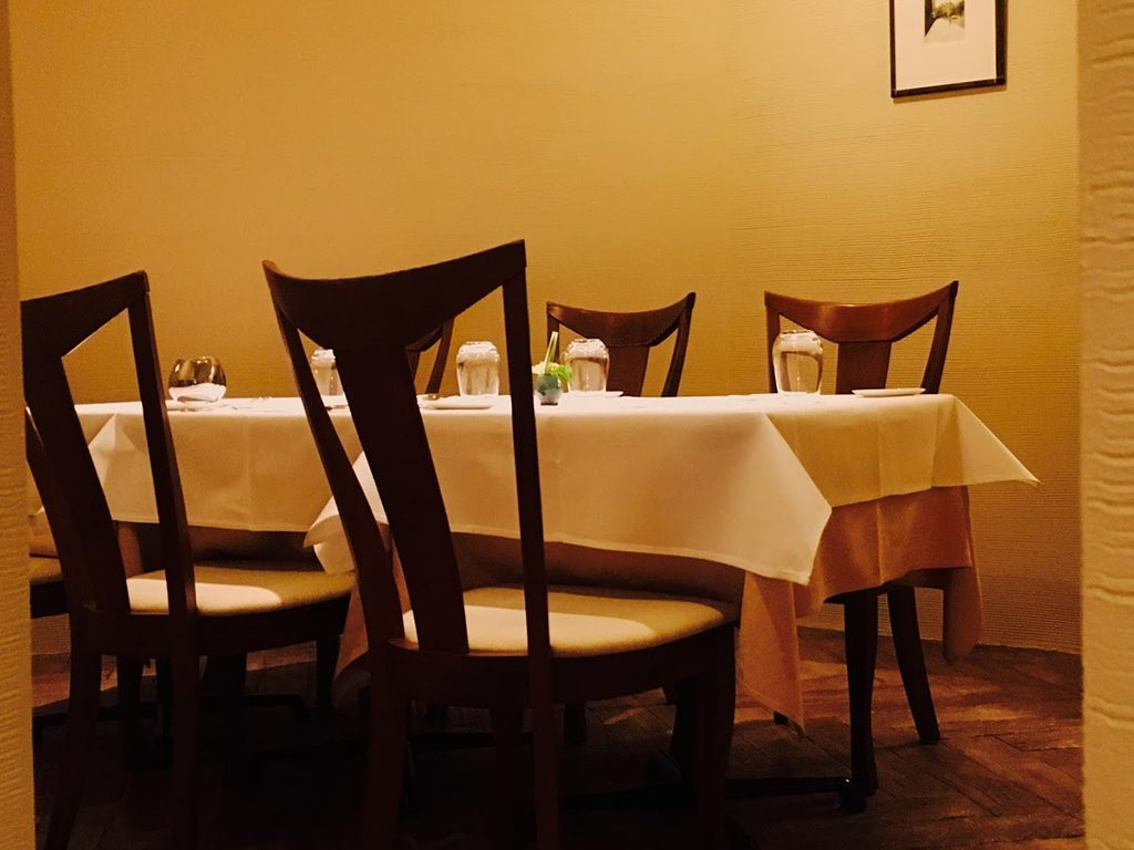 金沢市のレストランオオタ